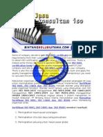 Sertifikasi ISO 27001 Surabaya Berpengalaman Dan Bergaransi | WA +62 857 1027 2813