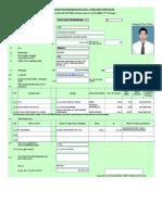 Application Form JRF SRF
