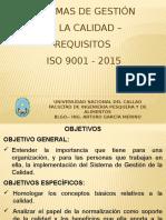 ISO 9001-2015 2da Clase Practica