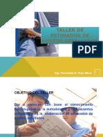 tallerestimadosdecostosdetallados2012-130209105453-phpapp01