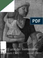 02.1 CLARK, El Arte Del Humanismo. Pp.73-96