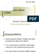 Goal Question Metric v01