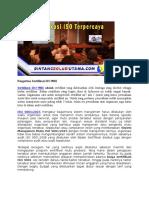 Training ISO 17025 Membuat Sistem Kerja Menjadi Mudah   WA +62 857 1027 2813