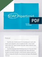 Soap Tiroid
