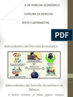 Antología Derecho Económico.