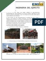 Arma de Ingenieria Del Ejercito de Brasil