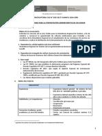 Proceso CAS Nro 009-2017