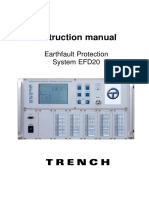 Trench Instruction Manual