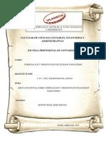 Mapa -Formulacion y Presentacion de Ee.ff