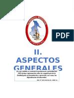 Aspectos Generales Hospital