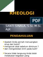 5. RHEOLOGI