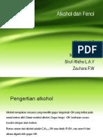 Alkohol Dan Fenol