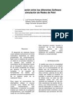 Software Petri Simulacion