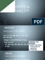 statistics   probability