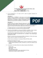 Finanzas Aplicadas - Práctica Dirigida 4