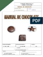 Manual Del Chocolate 2009-A