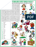 action verbs vocabulary esl word search puzzle worksheets for kids.pdf