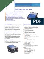 Aport 211 Datasheet