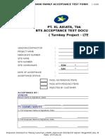 Acceptance Test Form (EID) LTE Project - REV_Update