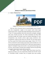 Bab II Gambaran Umum Pt. Indonesia Power
