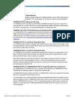 20170419 Cisco Sfp Datasheet