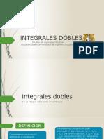 Matemática II Integrales Dobles EDICIÓN FINAL