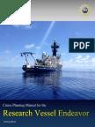 Endeavor Cruise Manual