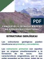 1. Geología Estructural