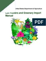 Cut Flower Imports