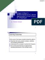 Chapter 05 W7 L1 Random Sample 2015 UTP C5