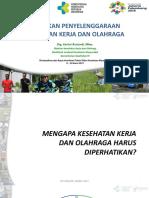 Kebijakan Penyelenggaraan Kesjaor Rakontek Kesmas 2017 1