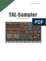 TAL Sampler UserManual