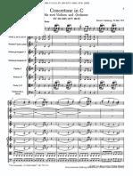 Concertone KV 190 Complete