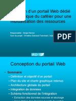 Conception Du Portail Web