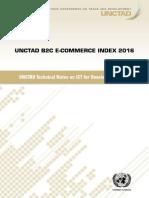 UNCTAD_B2C ECommerce Index 2016