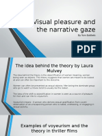 Visual Pleasure and the Narrative Gaze