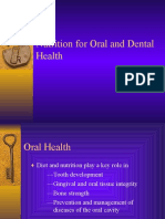 Oral and Dental Health Lecture Slides