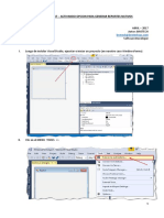 Instalando ReportViewer en VisualStudio 2017