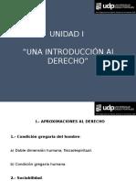 Derecho de La Empresa - Unidad i Introducción Al Derecho 2017