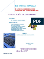 Informe Comercio Internacional