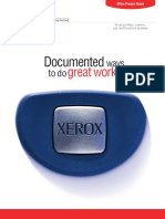 Xerox Office Brochure 2007