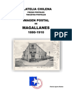 """Chile, """"Historia Postal de Magallanes, 1880 1910"""""""