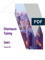 EtherAssure NetComplete Training - Session 2a - User - NGT RFC2544-Y1564