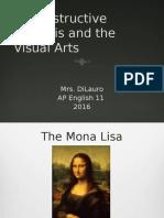 Art Deconstructive Analysis PPT