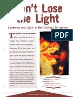 En5ider 135 Don't Lose the Light