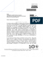 Comunicado SeEduca a MinTIC
