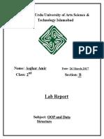 Federal Urdu University of Arts Science