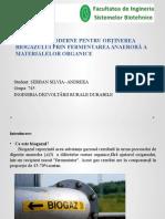 Ird Biogaz
