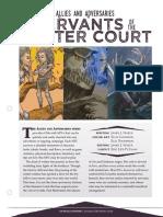 En5ider 122 Servants of the Winter Court