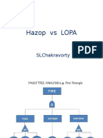 Lopa vs Hazop